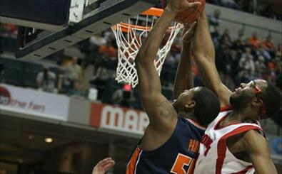 MBB: UW at Illinois courtside blog