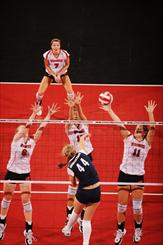 Volleyball Game Day vs. Northwestern