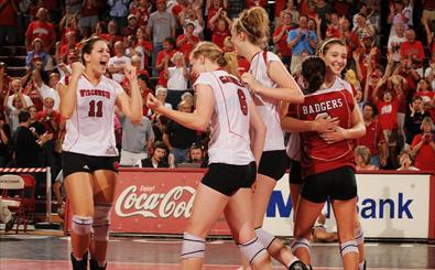 Volleyball Blog vs. Duke