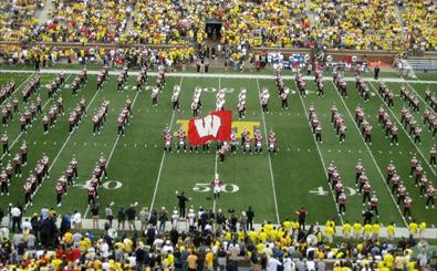 UW at Michigan Game Day Blog