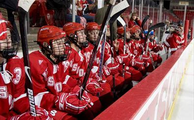 Women's hockey game day blog  vs. St. Cloud State