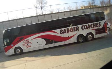 Ramblings from the Wisconsin men's basketball motorcade