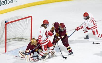 Women's Hockey Game Day Blog - Jan. 11