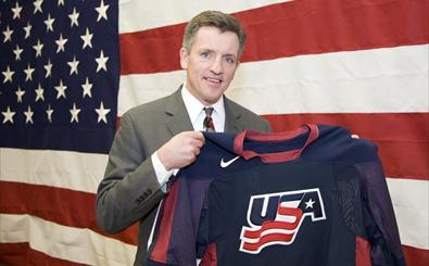 USA Hockey choice is on the mark