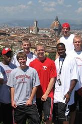 Badgers in Italy