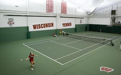Wisconsin vs. Indiana women's tennis game day blog