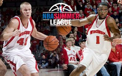 Former Badgers all over NBA Summer League