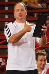 Heffernan coaches USA Volleyball A3 program