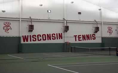 Wisconsin vs. Illinois women's tennis game day blog