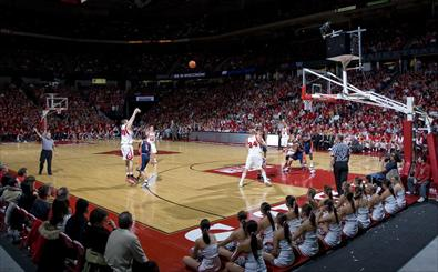 New seating configurations at Kohl Center