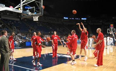 MBB: UW at Penn State courtside blog